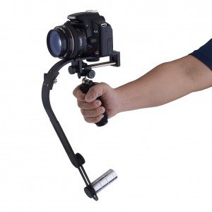 Neewer Aluminum Alloy Foldable Handheld Video Stabilizer