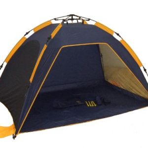 Genji Sports Instant Push Up Beach Tent Sun Shelter