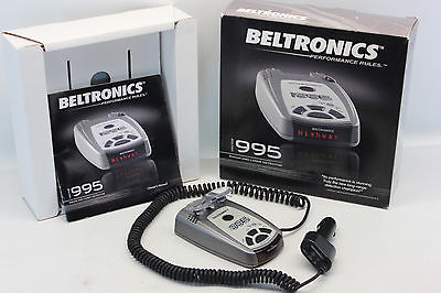 beltronics vector 995