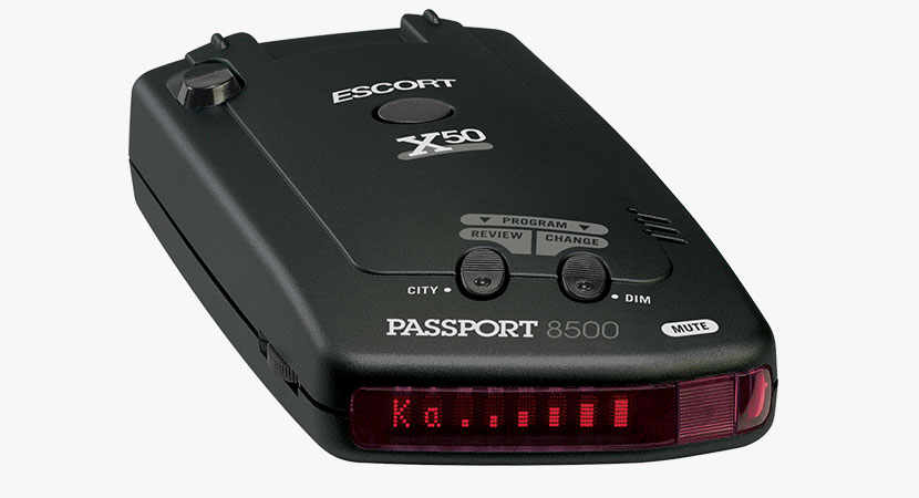 escort passport 8500x50 review