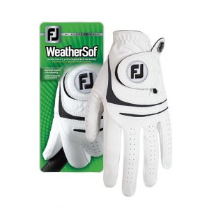 FootJoy WeatherSof Golf Glove